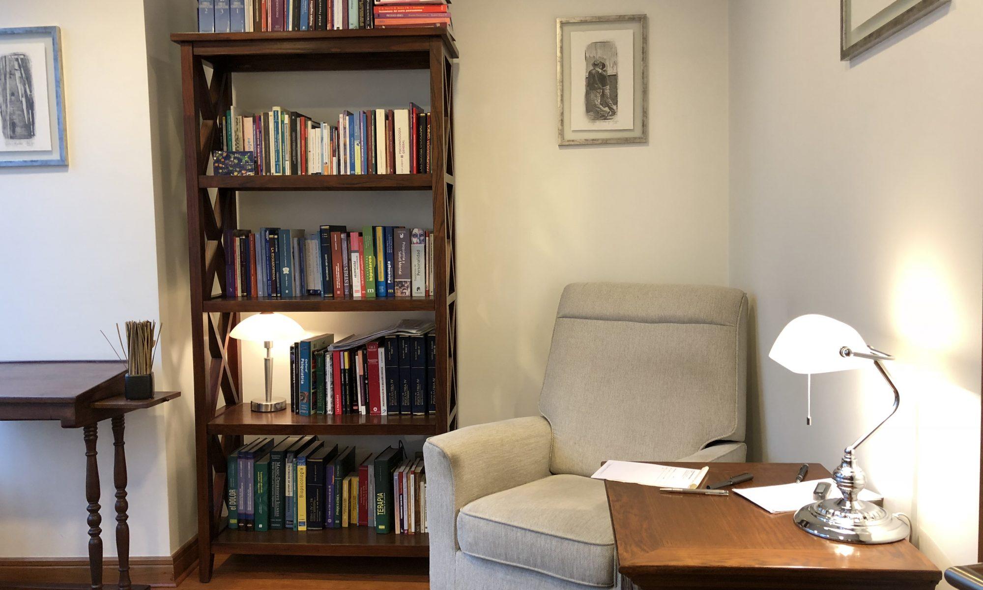 Consulta de Psiquiatría y Psicología Adultos